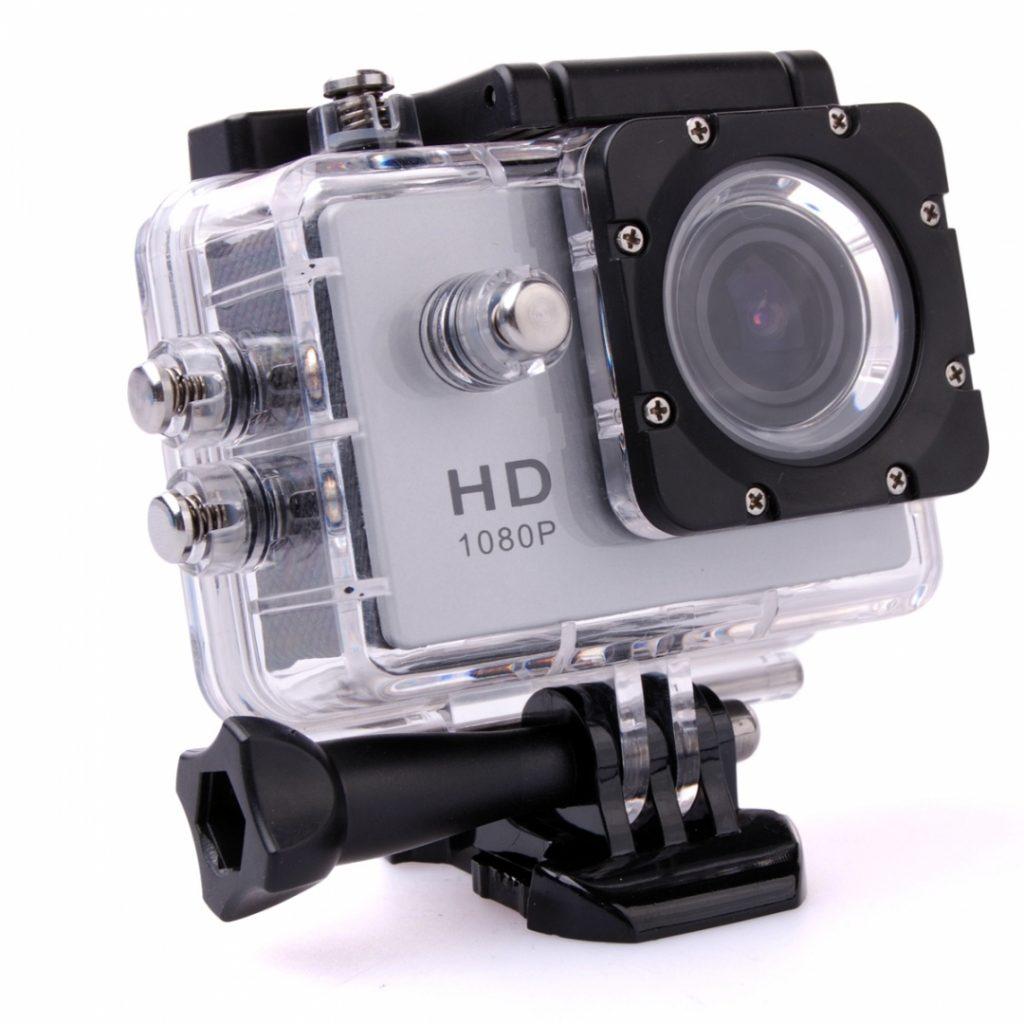 WayteQ športna kamera za adrenalinske odvisneže