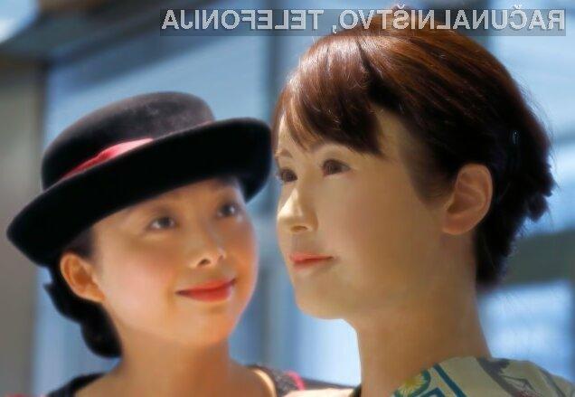 Prvi robot dobil službo namesto človeka