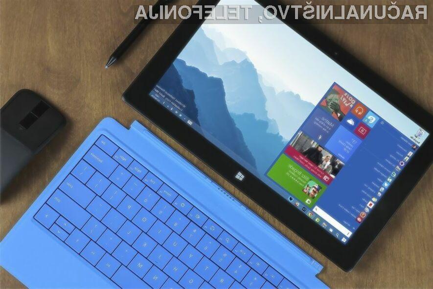 Posodobitve sistema Windows 10 ne bo mogoče izključiti.