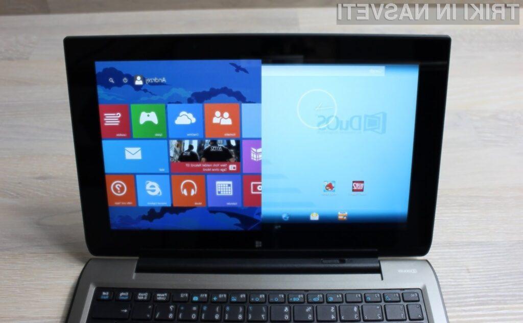 Aplikacije Android se s programsko opremo AMIDuOS več kot odlično prilegajo osebnim računalnikom Windows.