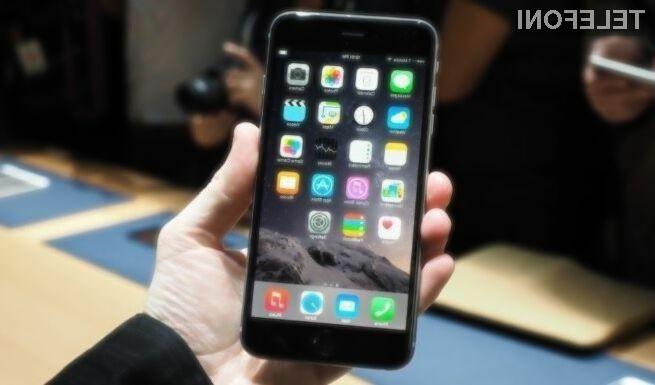 Apple iPhone 6S naj bi bil precej boljši od predhodnika.