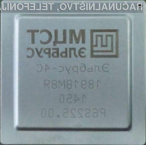 Procesor MCST Elbrus-4C je izdelan s 65-nanometrsko tehnologijo in skupno vsebuje 986 milijonov tranzistorjev.