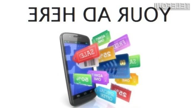 Android skupno »pobere« 45,77 odstotkov »mobilnega« oglaševalskega denarja!