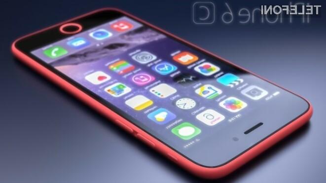 Poceni iPhone 6C naj bi bil precej bolj uspešen od zdajšnjega modela 5C!