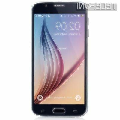 Landvo S6 je na las podoben Samsungu Galaxy S6.