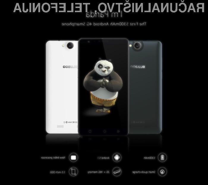 Jaz sem 4G Panda, ki delam štiri dni.