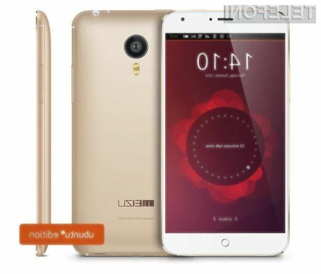 Ubuntu se odlično prilega mobilniku Meizu MX4!