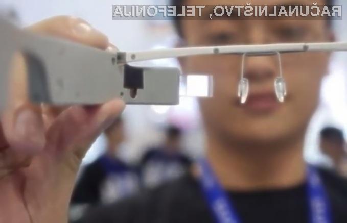 Kitajsko podjetje Allwinner bo lastna večpredstavnostna očala Glass ponudilo v prodajo pred začetkom letošnje jeseni.