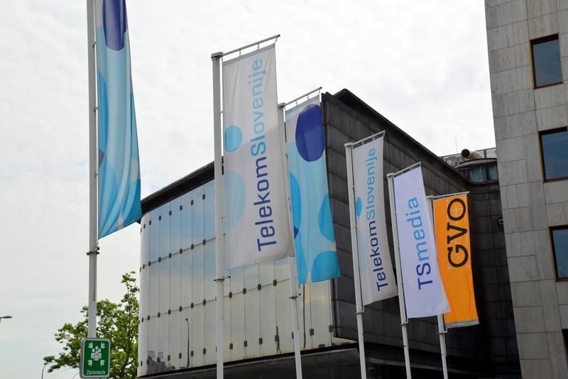 Skupina Telekom Slovenije v prvih treh mesecih ustvarila 181,8 milijona evrov čistih prihodkov od prodaje