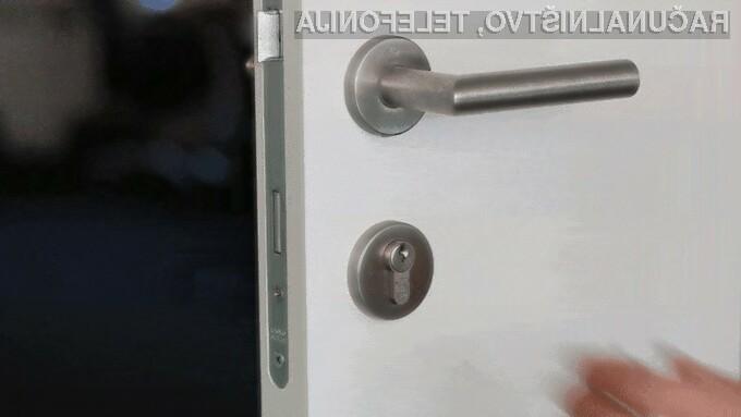 Superpametna ključavnica Noki nam bo nedvomno olajšala vstop v stanovanje.