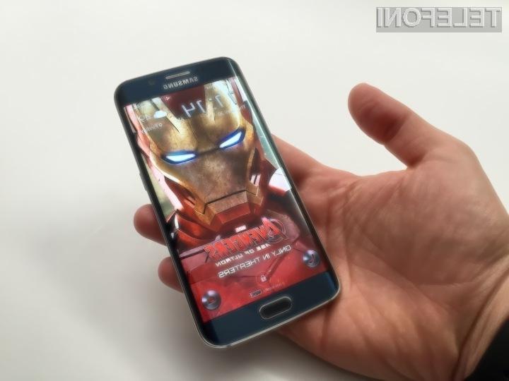 Galaxy S6 v Iron Man preobleki ugledal luč sveta!