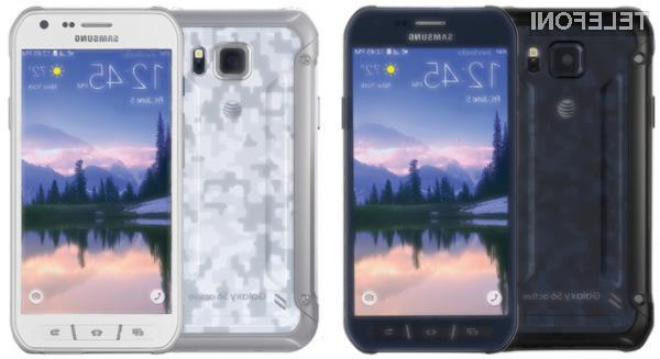 Samsung Galaxy S6 Active bo zlahka prepričal aktivne!