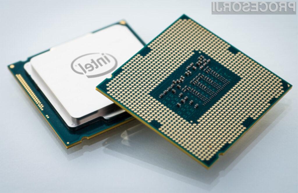 Procesorji Intel Skylake bodo občutno pohitrili delovanje osebnih računalnikov!
