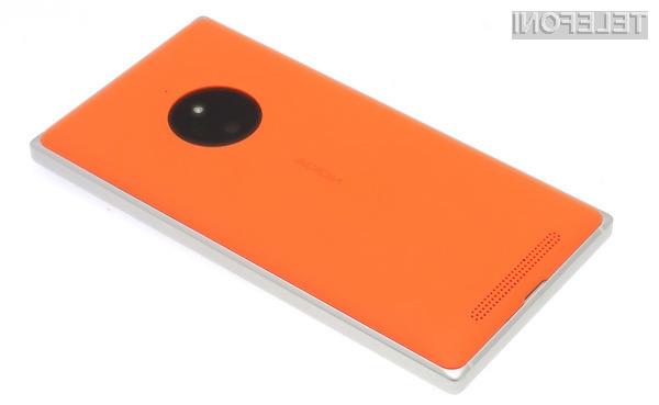 Pametni mobilni telefon Microsoft Lumia 940 obeta veliko!