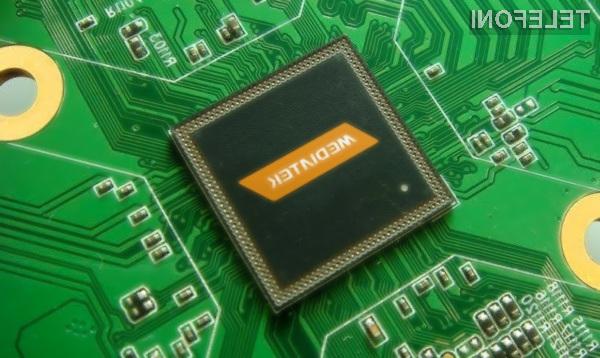 Z 10-jedrnim procesorjem MediaTek bodo tudi cenovno ugodne mobilne naprave postale izredno zmogljive.