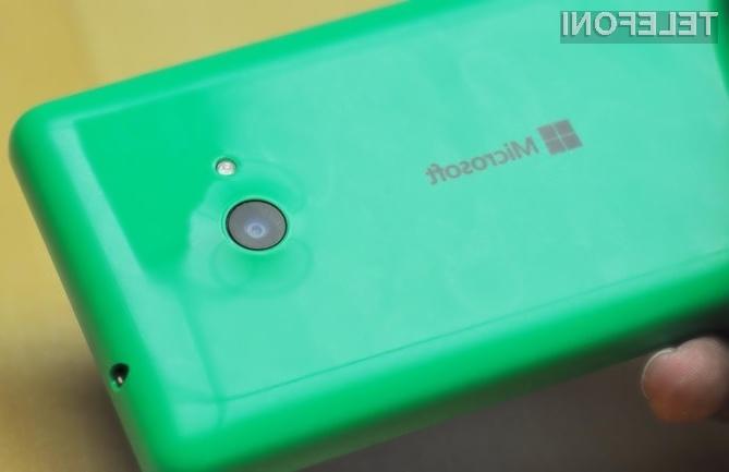 Nova mobilnika Microsoft Lumia bo mogoče uporabljati celo v vlogi osebnega računalnika!