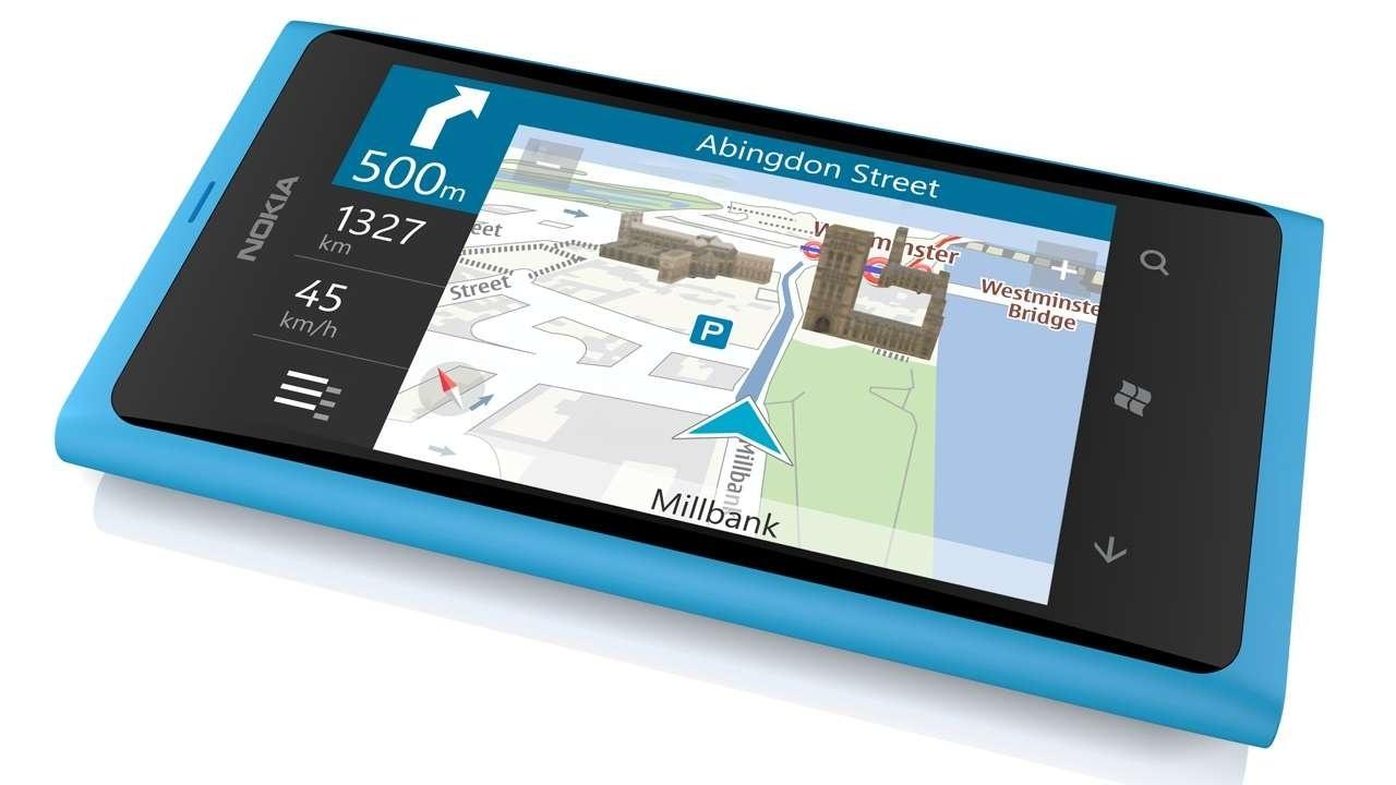 Nokia prodala Here Maps!