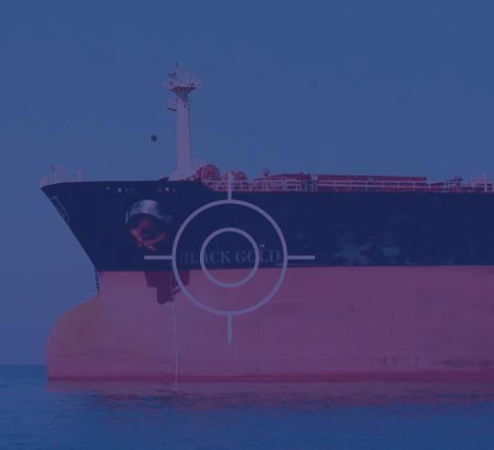Razkriti napadi na naftne tankerje