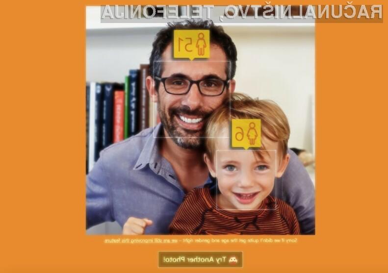 Microsoft How-Old z zelo veliko natančnostjo razbere spol in starost oseb na fotografijah!