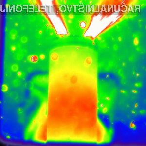 Kaj se zgodi z litij-ionsko baterijo, ko se pregreje?