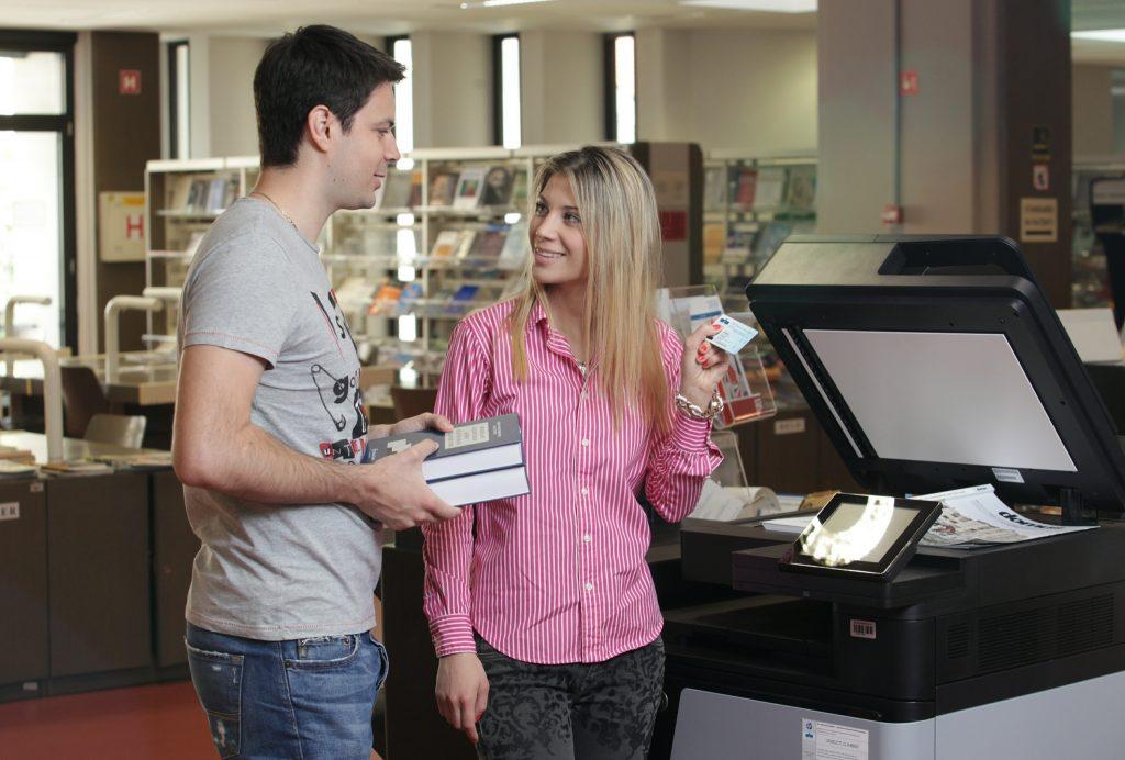 Nov tiskalniški sistem v univerzitetni knjižnici Maribor