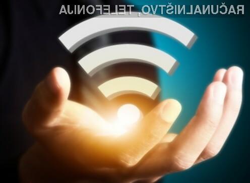 Brezžična povezava WiFO bo kot nalašč za deljenje interneta med večjim številom ljudi!