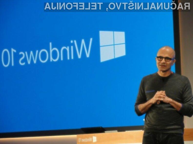 Windows 10 bo začel novo revolucijo na področju računalništva!