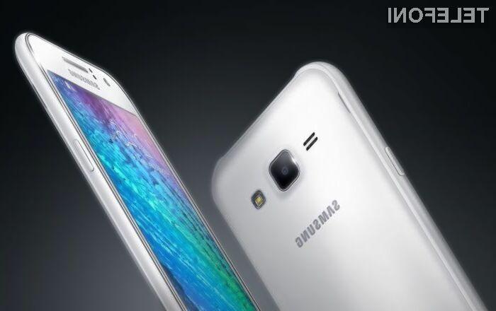 Samsung Galaxy J5 kmalu nared za prodajo?