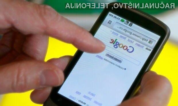 Iskanje izgubljenih predmetov z Googlom