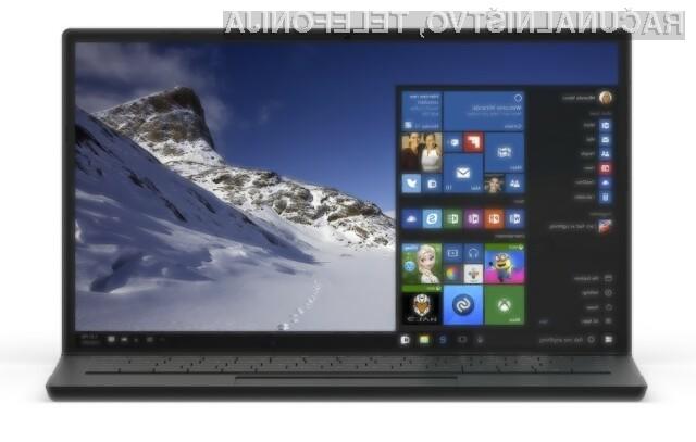 Microsoft bo uporabnikom omogočil »čisto« namestitev operacijskega sistema Windows 10
