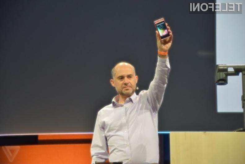 Google bo modularni mobilnik Ara najprej ponudil v prodajo državljanom Portorika.