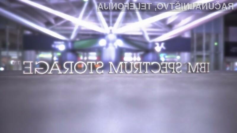 IBM Spectrum Storage za pametno oblačno shranjevanje podatkov