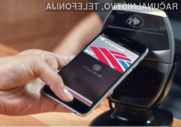 Plačilni sistem Apple Pay naj bi na Otoku zaživel še pred koncem poletja.