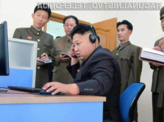 Vsi tuji uporabniki storitev mobilne telefonije v Severni Koreji nimajo več dostopa do mobilnega omrežja 3G.