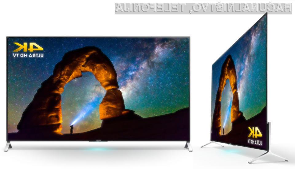 Sony bo odslej svoje proizvodnje moči usmerjal v televizorje 4K, ki so iz dneva v dan bolj priljubljeni!