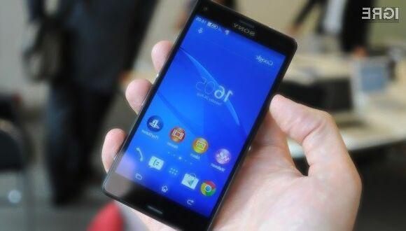 Pametni mobilni telefon Sony E5663 bo pisan na kožo ljubiteljem selfijev!