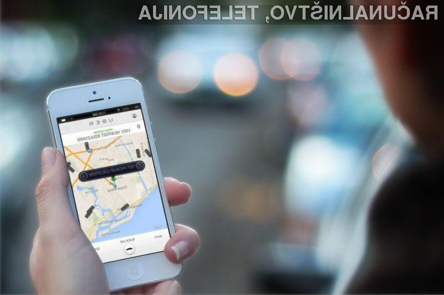 Bing Maps bi lahko pri Uberju kmalu prevzel vlogo Googlovega sistema Maps.