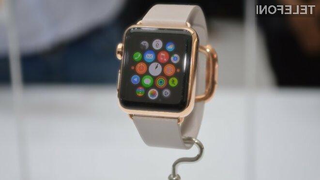 Glavni adut pametne ročne ure Apple Watch 2 naj bi bil zaslon P-OLED podjetja LG!