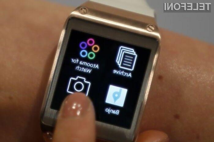 Storitev Samsung Pay bo združljiva s pametnimi ročnimi urami!