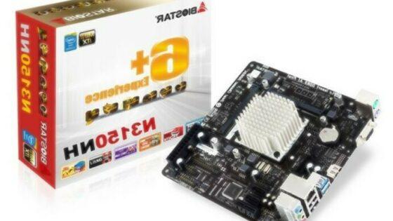 Na vlago odporna Mini-ATX matična plošča za inovativne inštalacije