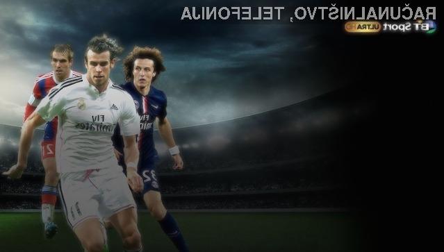 Prvi televizijski program v Evropi v ločljivosti 4K bo namenjen ljubiteljem športa!