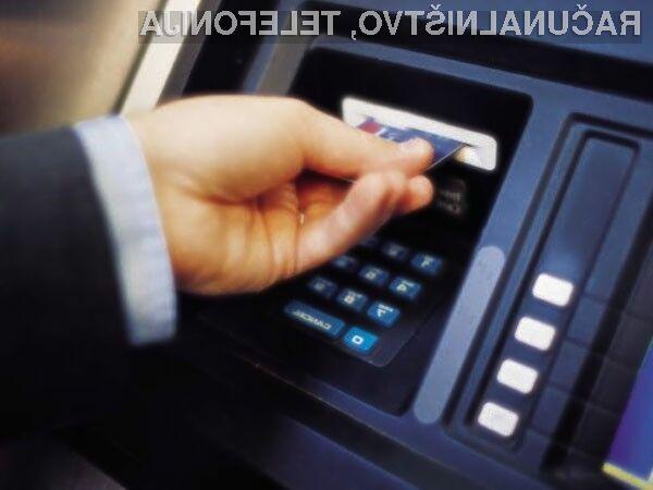 Bankomati s prepoznavo obraza naj bi močno zmanjšali število goljufij in tatvin.