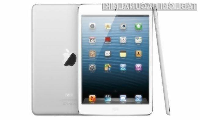 Apple je upokojil prvo generacijo tabličnih računalnikov iPad Mini!