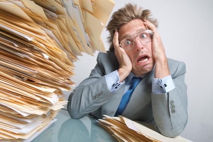 Papir ni več primeren za sodoben način poslovanja!