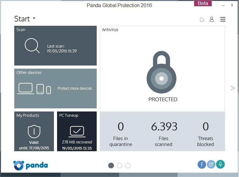 Še več zaščite z Global Protection 2016 beta