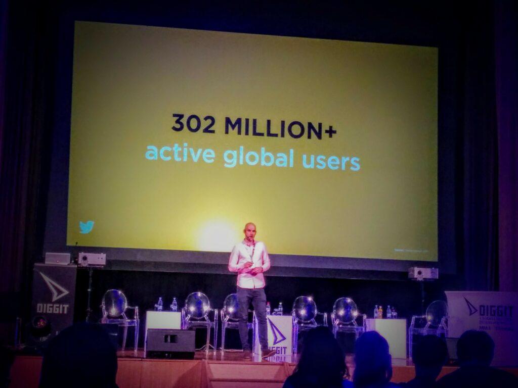 Scott Thwaites vodi Twitterjeva prodajna partnerstva v naši regiji in je spregovoril, kako  zagotovite nove prodajne uspehe na Twitterju.