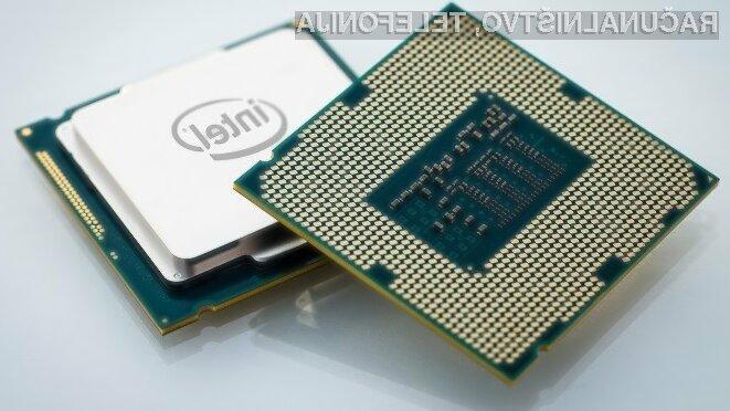 Procesorji Intel Kaby Lake bodo občutno pohitrili delovanje osebnih računalnikov!