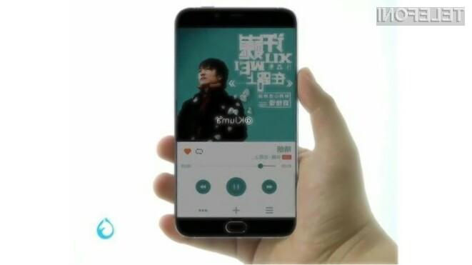 Mobilnik Meizu MX5 bo oblikovno zelo podoben mobilniku iPhone 6!