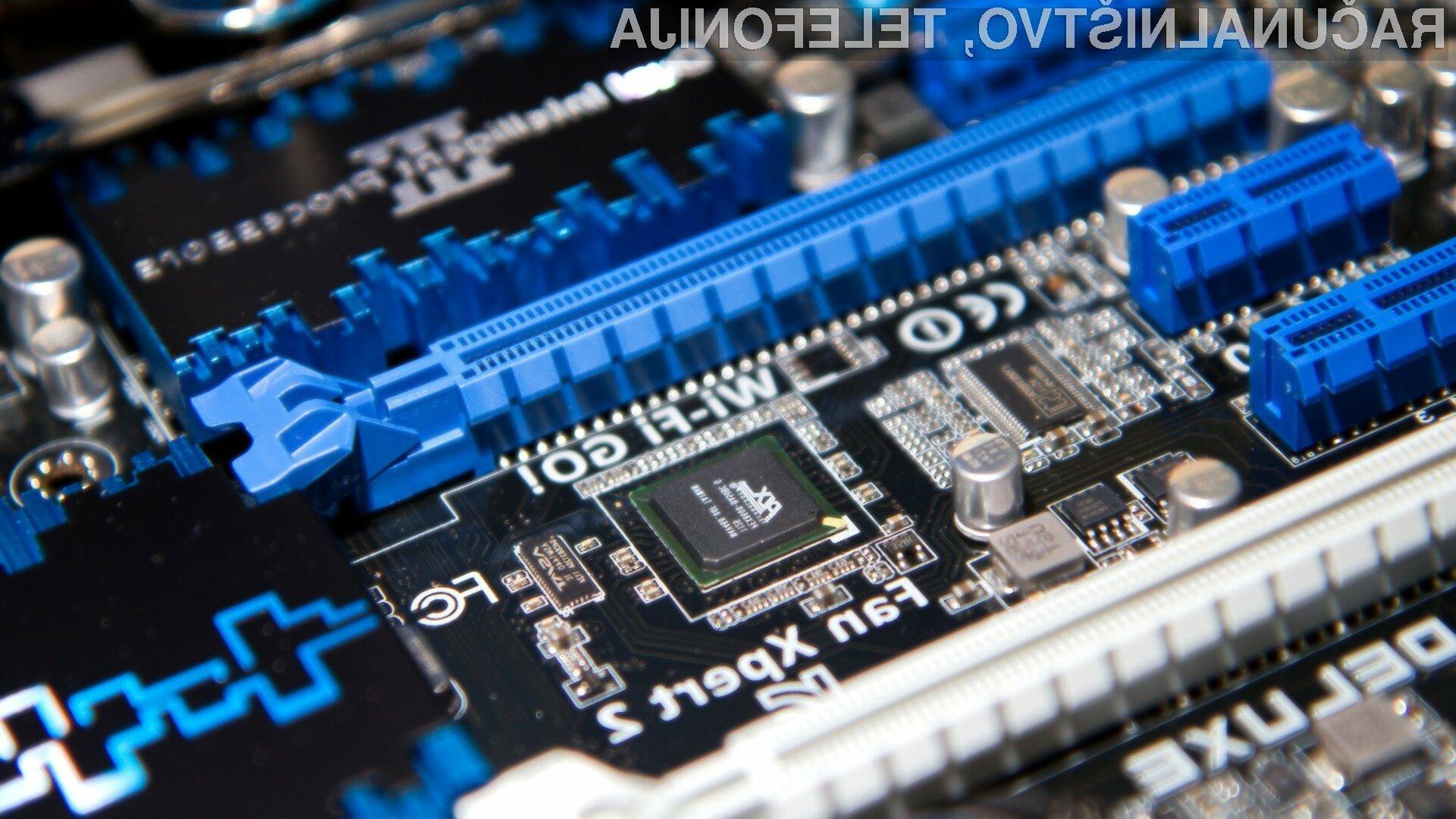 PCI Express 4.0 šele po letu 2017?