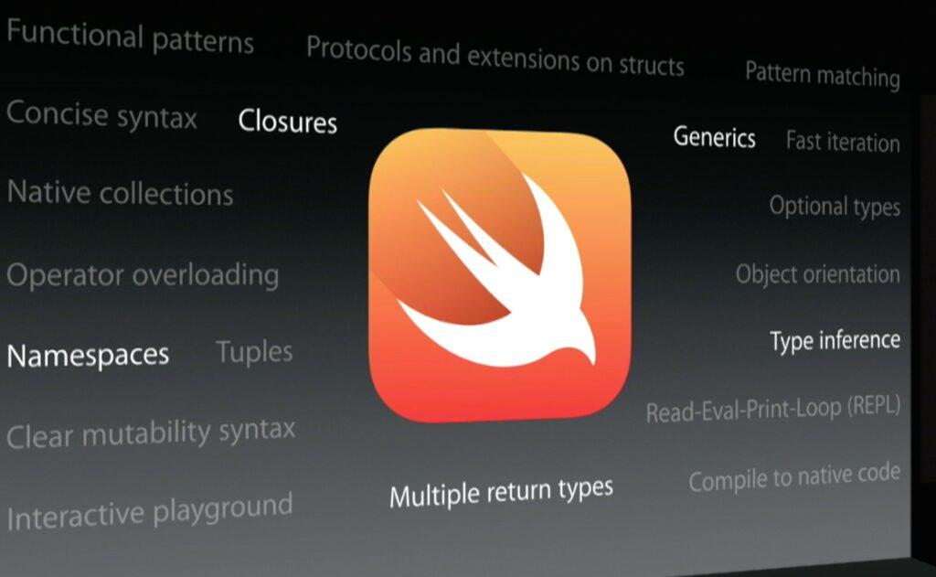 Apple Swift bodo lahko uporabljali vsi razvijalci programske opreme!